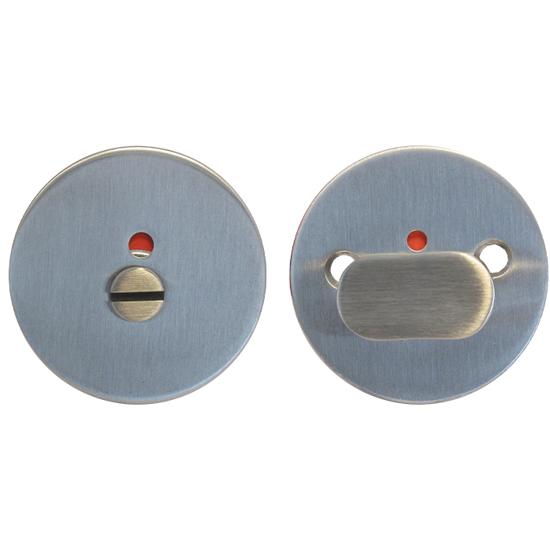 Toalettbehör 520D SIS DT 36-48MM rostfrimatt