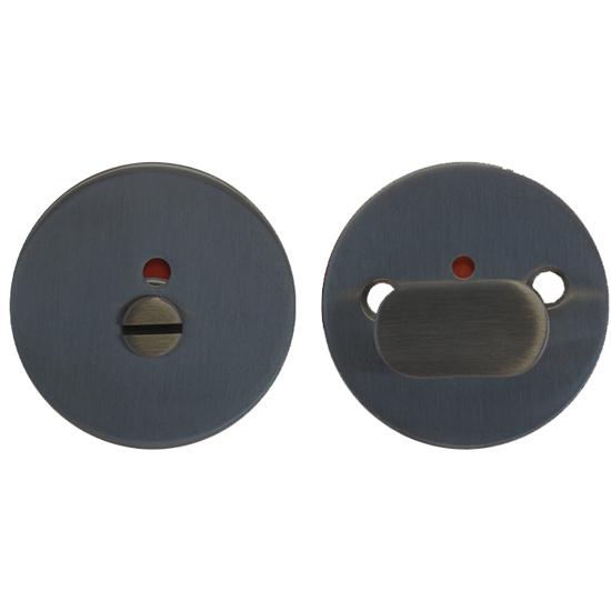 Toalettbehör 520D SIS DT 36-48MM rostfritt.PVD.mattsvart