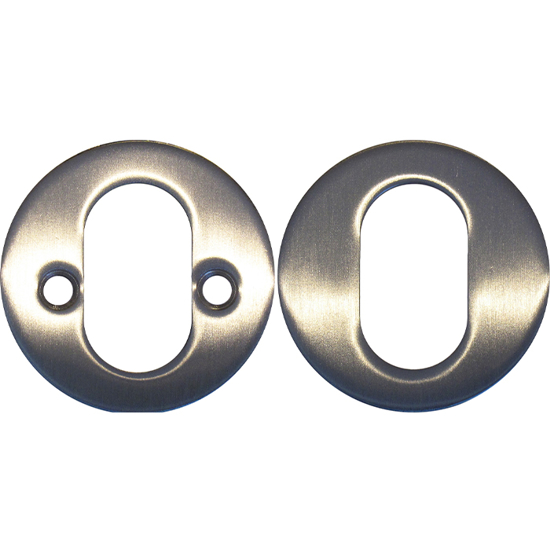 Cylinderskylt 520K DT 36-70MM rostfrimatt