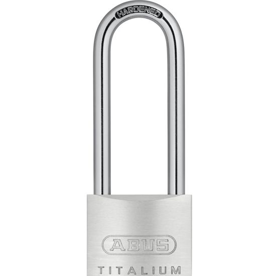 Hänglås 54TI/40HB63 Titalium bf
