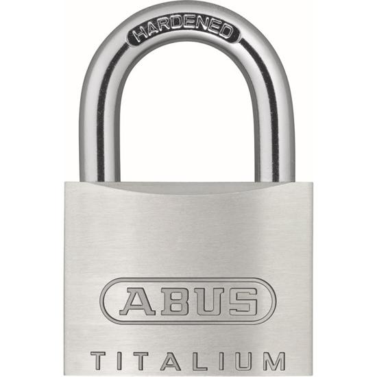 Hänglås 54TI/40 Titalium
